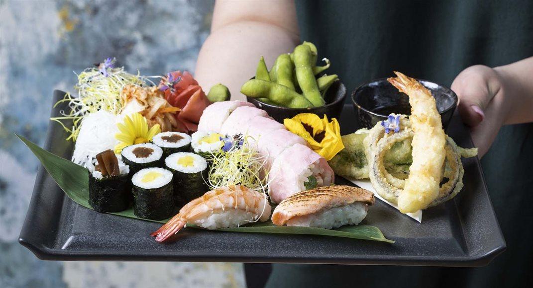 Zestaw sushi – mały Japończyk